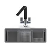 Мойка кухонная ASTRACAST Companion 1.0