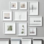 Picture Frames Set-87