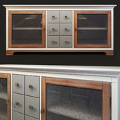 Chest / sideboard. Country Club 8240. Flai.