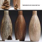 decorative vase set 03