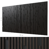 Декоративная стена 187.