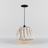Cotton ceiling lamp