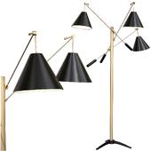 Simone Floor Lamp by DelightFULL