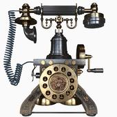 Vintage Corded Telephone