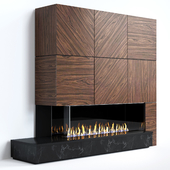 Modern fireplace 13