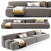 Lema CLOUD Sectional sofa_01