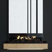 Modern fireplace 14