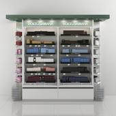 Trading rack perfumery Dolce & Gabbana