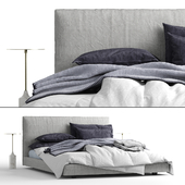 CB2 Facade Bed