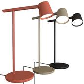Table Lamp Tip Lamp Copper Brown Black Olive Packshot