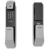 Biometric handlers Samsung SHS-P718 (Биометрический замок)