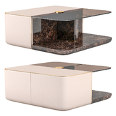 Turri ECLIPSE Rectangle coffee tables