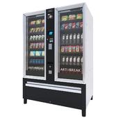 Necta Membo Vending and Snack Machine