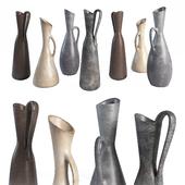 decorative vase set