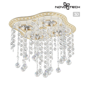 The decorative built-in NOVOTECH 370022 GRAPE lamp
