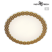 Recessed LED light with driver NOVOTECH 357394 TRAD