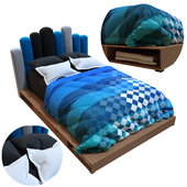 Bed with my design
