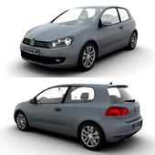 Volkswagen Golf  3 doors 2009