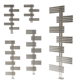 Cordivari Babyla heated towel rail