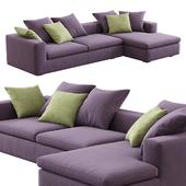 Bonaldo / Land (Corner Sofa)