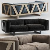 ej555 frame sofa