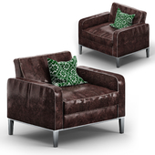 Baxter Godart armchair