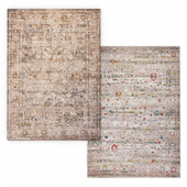Louis de poortere carpets from the Antiquarian Ushak collection.