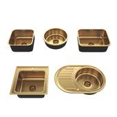 Kitchen sink set