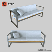 Sofa OUTDOOR | TRIF-MEBEL