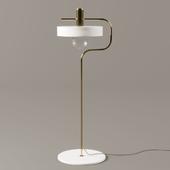 Table lamp Aloa Blanca, factory Aromas