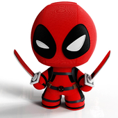 Soft Toy DeadPool