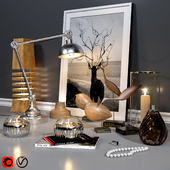 Decorative set_Vitra Model