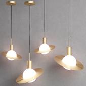 SATURNE pendant lamp by CVL