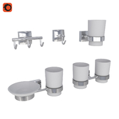 OM Fixsen Kvadro Bathroom Accessories