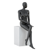 Abstract female mannequin 15