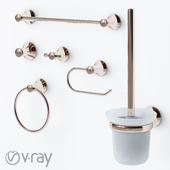 Olvy Bathroom Set