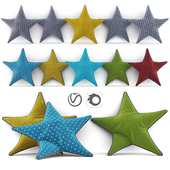 Pillows stars / Pillows Stars