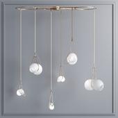 Wooddi catch lamp