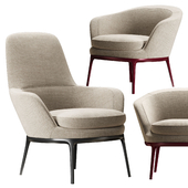 Chairs B & B Maxalto Caratos