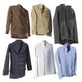 Мужская одежда в гардероб