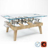 Teckell Intervallo mini baby Foosball