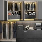 Poliform гардеробная
