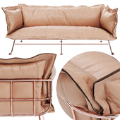 Sofa LoftDesigne 4090 / Moooi Nest sofa replica