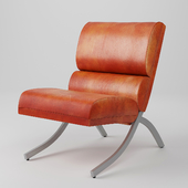 Strick _ & _ Bolton_Leather_Chair