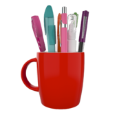 Stationery mug