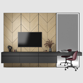 Мебельная композиция 55