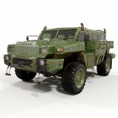 """Armored car """"Marauder"""""""