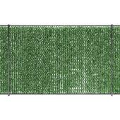 Faux hedge slats / Вечнозеленая изгородь из искусственной хвои