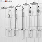 GROHE shower systems | Rainshower set 37