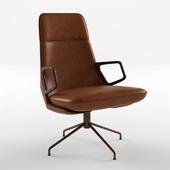 Artifort Zuma High Back Armchair